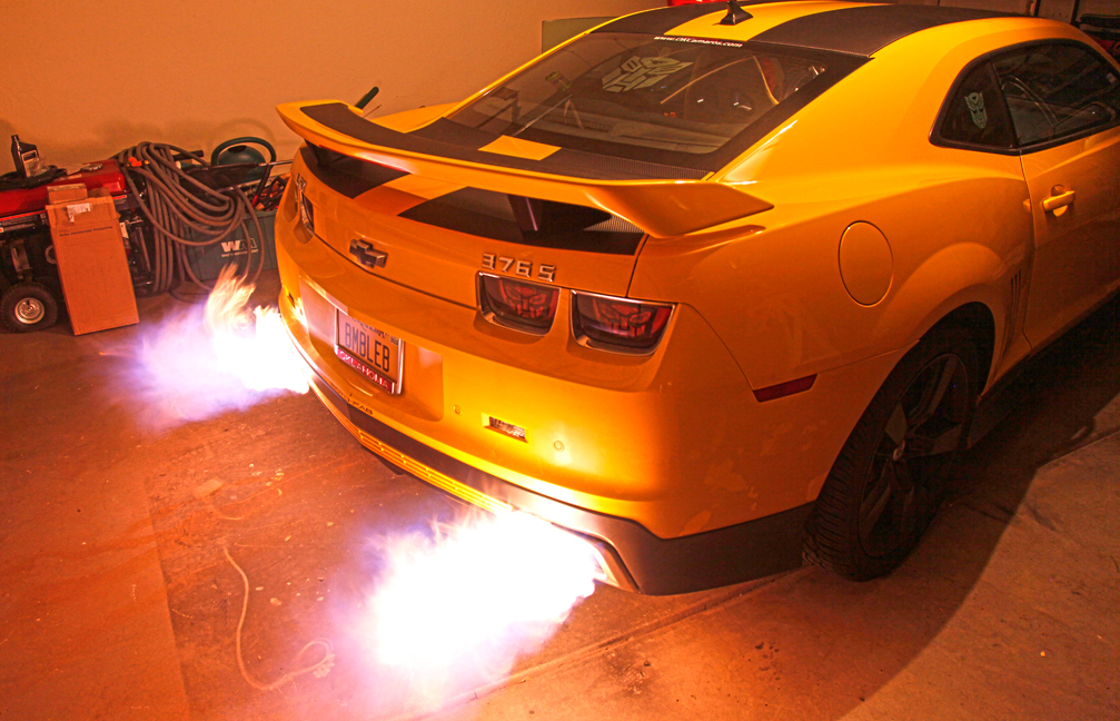 Exhaust Coming Out Of A Car ~ Hot licks exhaust photos